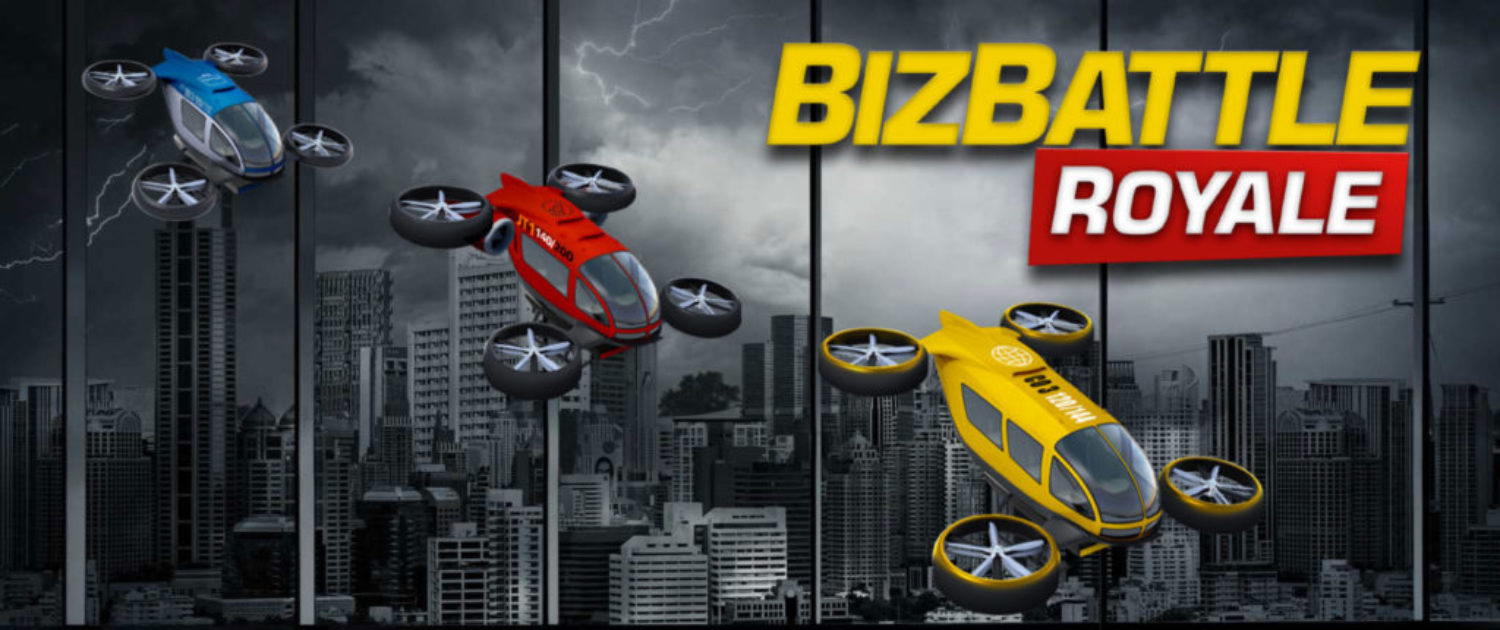 BizBattle Royale Business Simulation Game