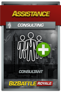 Business Game Card Consulting