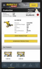 Business Game Screenshot Production & Factories